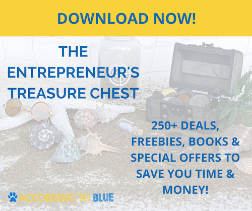 Entrepreneur's Treasure Chest