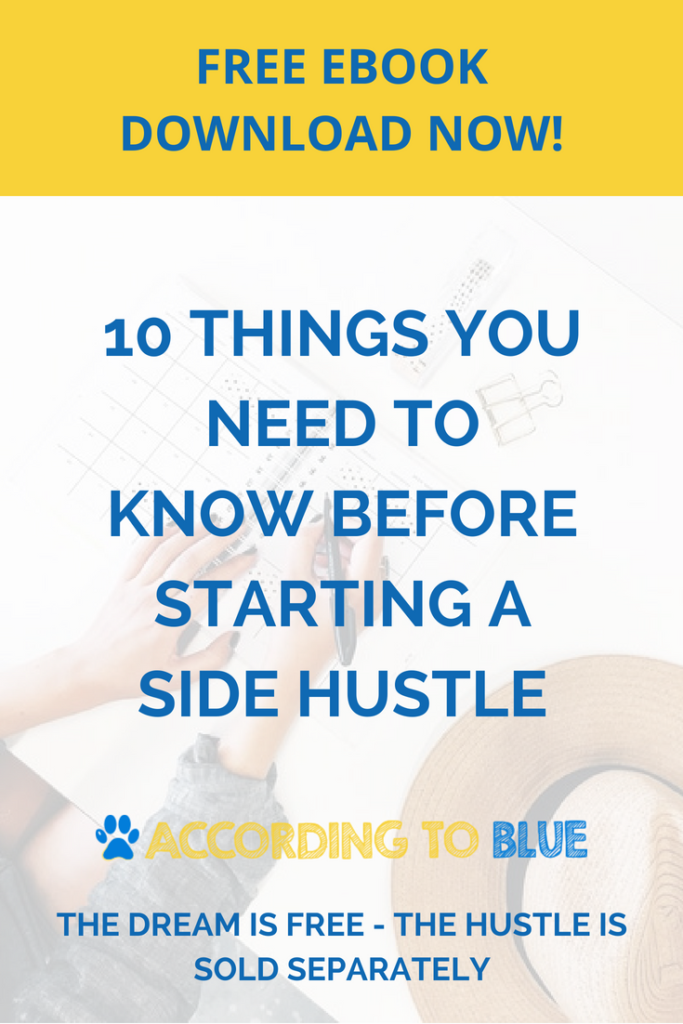10 Things You Need To Know Before Starting A Side Hustle