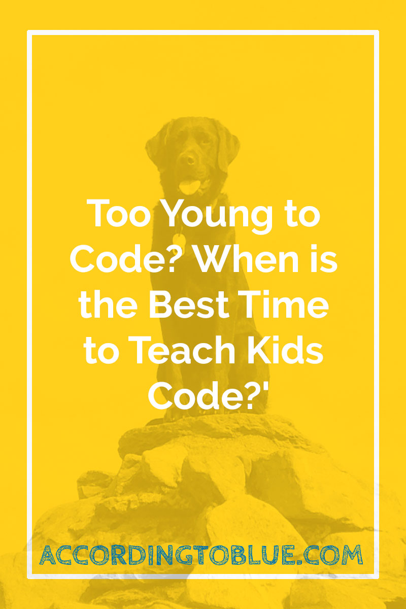 Too Young To Code