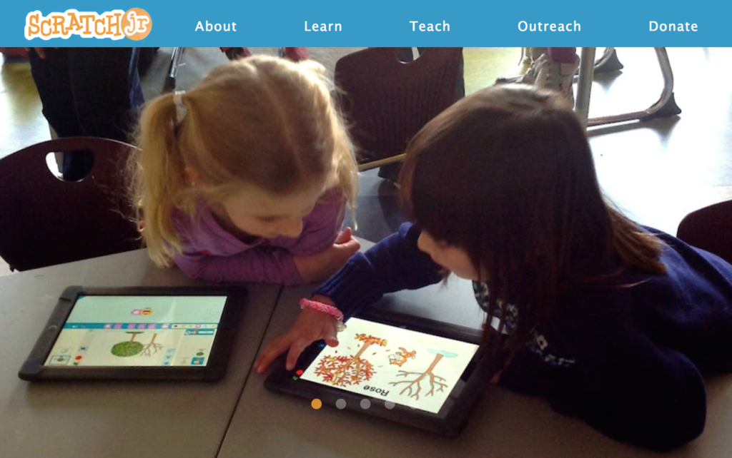 Get kids learning code for fun